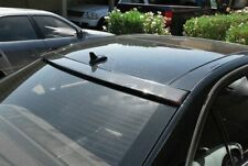 AMG Style Rear Window Spoiler For MY11-15 Mercedes-Benz W204 C-Class (S. BLACK)