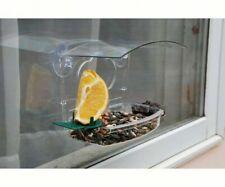 WINDOW BIRD FEEDER -Window Treat Feeder - WLNAWFDR