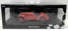 Artículos de automodelismo y aeromodelismo color principal rojo de escala 1:18 BMW