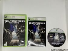 Transformers - The Game - Microsoft Xbox 360