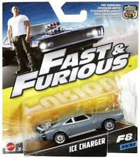 The Fast and the Furious F8 Ice Charger Diecast Car #23/32