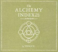 CD ONLY (ARTWORK/DIGIPAK MISSING) Thrice: The Alchemy Index: Vols. 3 & 4: Air &