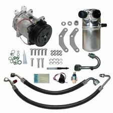 88-90* CHEVY GMC TRUCK V8 A/C COMPRESSOR UPGRADE KIT AC Air Conditioning STAGE 1