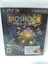 BioShock 2 COMPLETE Sony PlayStation 3 PS3 Complete FREE FAST Shipping Game