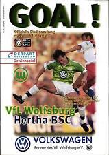 BL 97/98 VfL Wolfsburg - Hertha BSC, 22.08.1997 - Steckbrief Marijan Kovacevic