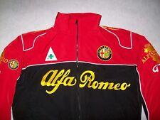 NEU Alfa Romeo Fan - Jacke alle Modell schwarz rot jacket veste jas giacca jakka