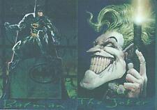 BATMAN MASTER SERIES CHROME SET (2)