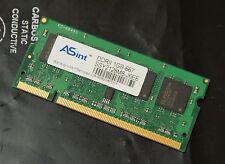 Asint ssy2128m8-j6ee 1gb pc2-5300 ddr2 SDRAM 667 MHz tan DIMM (p6)