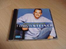 CD Tommy Steiner - Komm in meine Arme - 2002 - 13 Songs