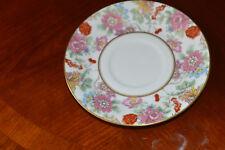 Royal Worcester Chinese garden single tea saucer