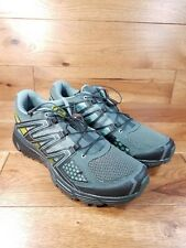 Salomon X MISSION 3 Men's Trail Running Hiking Shoes Size 10 **MINT**
