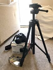 Canon EOS 1100D kit EF-S 18-55 mm WITH EXTRAS INCLUDED