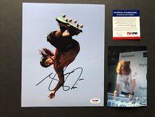 Shaun White Rare signed autographed snow skateboard 8x10 Photo PSA/DNA coa cert