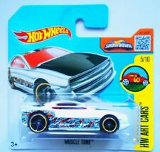 HOT WHEELS  MUSCLE TONE HW ART CARS [1H]