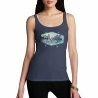 Twisted Envy Climb Higher Women's Funny Tank Top