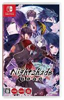NEW Nintendo Switch Nightshade Hyakka Hyakurou JAPAN OFFICIAL IMPORT