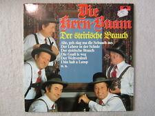 LP / DIE KERN BUAM / DER STEIRISCHE BRAUCH / 1983 / CLUB / AUSTRIA PRESS / RAR