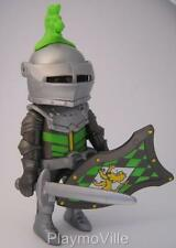 Playmobil Castle extra figure: Green Lion Knight with sword & shield NEW