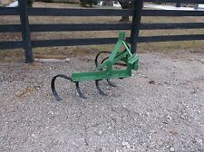 Used 1 row cultivator with 6 shanks - We Ship Cheap And Fast