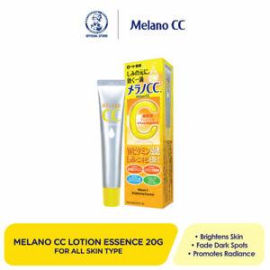 New with Vitamins C, E + Serum Japan Rohto Melano CC Intensive Anti-Spot Essence