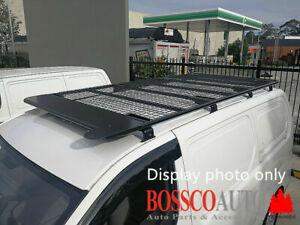 Roof Tradesman / Roof Basket (Flat) suitable for Toyota Hiace LWB (1983-2020)