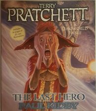 The Last Hero: A Discworld Fable by Terry Pratchett
