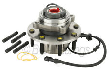 Wheel Bearing and Hub Assembly Front BCA Bearing WE61569