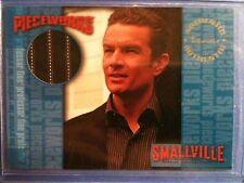 Smallville Season Five Pieceworks Costume card PW9 James Marsters - Professor