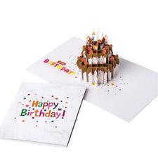 New 3D Hollow Love Greeting Card Valentine Wedding Birthday Gift - Dream Ca%f