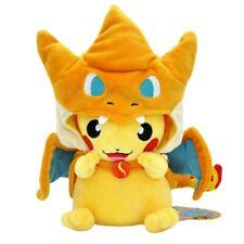 Cosplay Plüschpuppe Pokemon-Pikachu Stofftiere Kuscheltier Toys Spielzeug DE