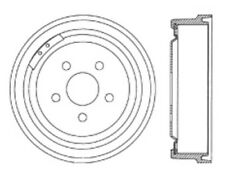 Brake Drum fits 1987-1989 Oldsmobile Cutlass Ciera,Cutlass Cruiser  CENTRIC PART