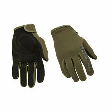 New Setwear Stealth Glove Touch Free Green Color Work Gloves Size Medium