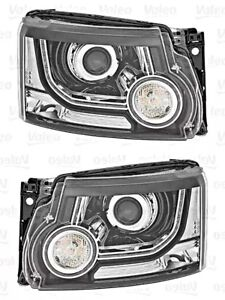 Headlight Front Lamp Set Fits LAND ROVER Discovery Suv Facelift 2013-