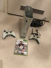 Xbox 360 Bundle with Fifa 13+2 Controllers+Cables+Wireless Networker Adapter