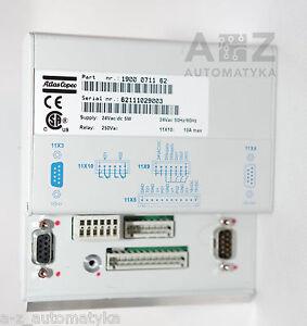 ATLAS COPCO 1900 0711 62 1900-0711-62 AIRPOWER CONTROLLER