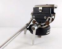 QuickSet Hercules Vintage 5261 Dualok Tripod Head with Camera Plate for 5302