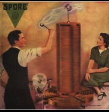 SPORE - Self Titled 1993 CASSETTE TAPE MISSION OF BURMA FUGAZI DINOSAUR JR TAR