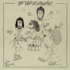 The Who Reissue Rock LP Records