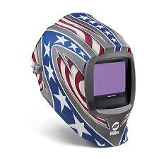 Miller Stars And Stripes Digital Infinity Auto Darkening Welding Helmet 280049