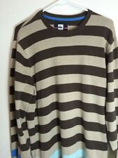 Quick Silver Crew Neck Sweater XL,urban, hip,x-games nice