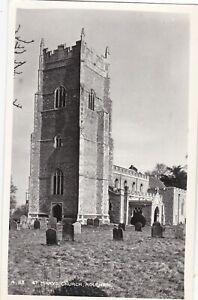 St. Mary's Church, ROUGHAM, Suffolk RP