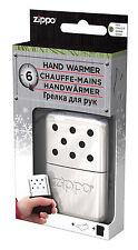 2 Stück Zippo 60001661 Handwärmer little Pocket size , chrom NEU+OVP
