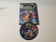 Butt-Ugly Martians: Zoom or Doom (Sony PlayStation 2, 2003) PS2 Tested & good