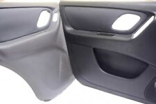 Door Panel Leather Synthetic Cover for Ford Escape 01-07 Gray