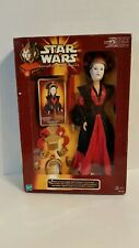 Star Wars Episode I Queen Amidala Doll Ultimate Hair Collection Hasbro b2