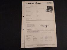 Original Service Manual Philips 22 GF 210