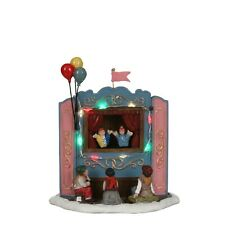 Luville Puppet Show, Christmas Village, Christmas Decoration, Funfair, model mak...