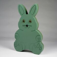 OASIS® FOAM FRAMES® Bunny Rabbit with Eyes and Nose Floral Tribute SKU82681