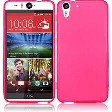 Frost TPU Gel Skin Case Phone Cover Accessory for HTC Desire Eye M910N M910X