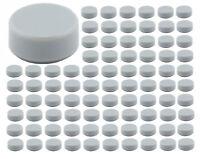 Round 1 x 1 LIGHT BLUISH GREY x 20 Tile Y102 LEGO 98138